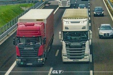 Transport routier de marchandises à Angers (49)